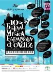 Friday, November 23,  2012 at 19:30, FE will perform at the Festival de Música Española de Cádiz.